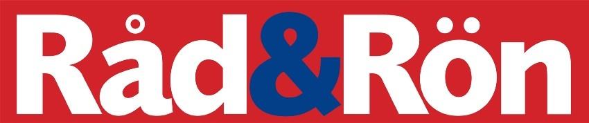 Råd & Rön logotyp