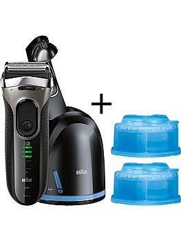 Braun Series 3 3090cc and CCR2 Rakapparater f24256a8a92d4