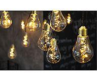 Bild på Star Trading Ljuskedja Glödljus LED x10