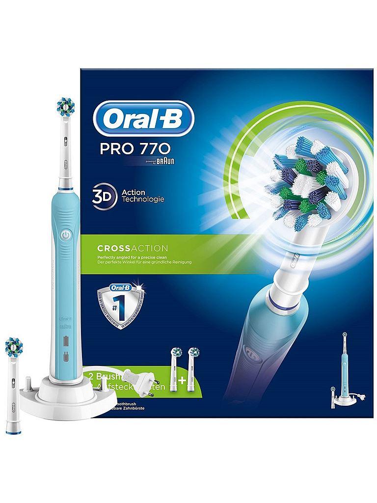 Oral-B – eltandborstar och tandborstrefill 0a9691137912c
