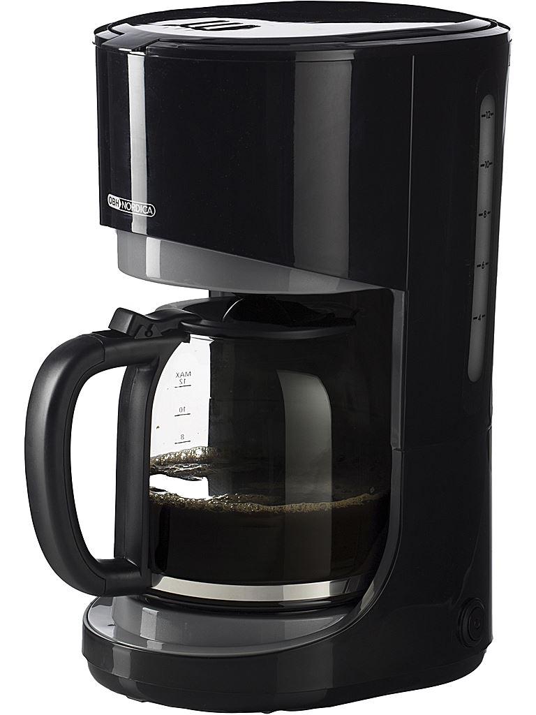 Obh Nordica Kaffebryggare Stort Urval Bryggare