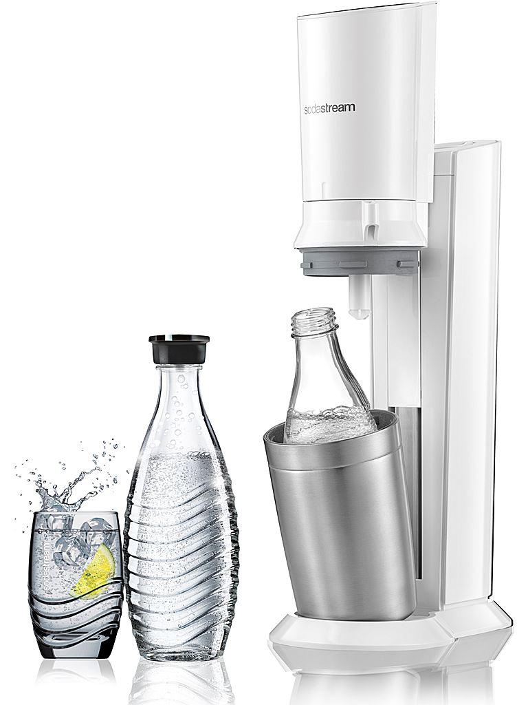Strålande SodaStream – kolsyremaskiner i stilren design ON-42